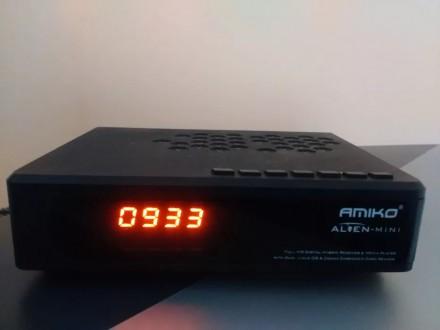 Продам спутниковый ресивер Amiko Alien Mini. Чернигов. фото 1