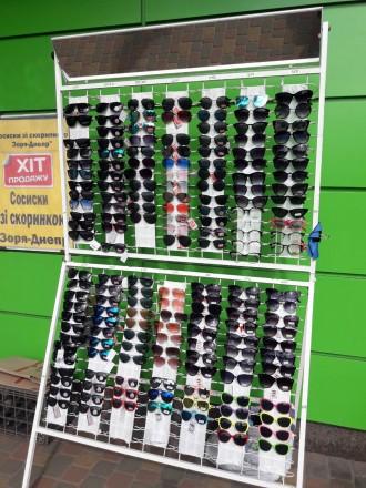 Продам бизнес, торговая стойка с солнцезащитными очками, 180 шт.. Черкассы. фото 1