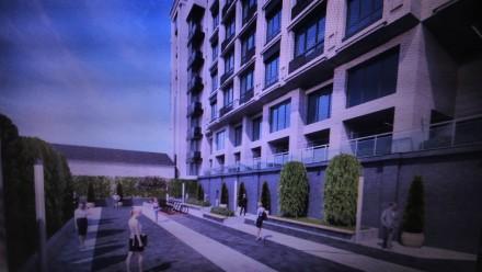 Квартира площадью 57м,кухня-студия 22м,шикарный витражный балкон.Дом рассположен. Печерск, Киев, Киевская область. фото 6