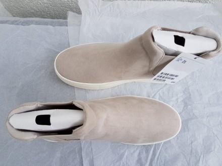 Продам демисезонные ботинки Челси фирмы НМ.  Очень красивые и удобные. Выполнен. Одесса, Одесская область. фото 9