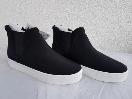 Продам демисезонные ботинки Челси фирмы НМ.  Очень красивые и удобные. Выполнен. Одесса, Одесская область. фото 6