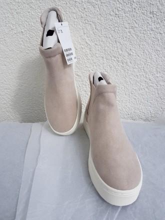 Продам демисезонные ботинки Челси фирмы НМ.  Очень красивые и удобные. Выполнен. Одесса, Одесская область. фото 8