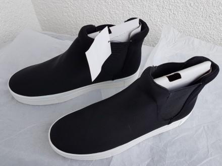 Продам демисезонные ботинки Челси фирмы НМ.  Очень красивые и удобные. Выполнен. Одесса, Одесская область. фото 4