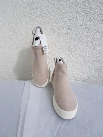 Продам демисезонные ботинки Челси фирмы НМ.  Очень красивые и удобные. Выполнен. Одесса, Одесская область. фото 3