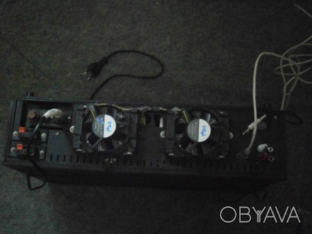 Стерео усилитель 2х100 Lanzar Hi-Fi atmega32