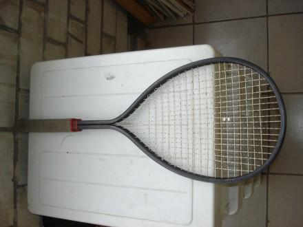 BLACK PRINCE ракетка для большого тенниса, раритетная. Киев. фото 1