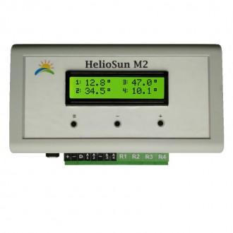 Контроллер гелиосистемы Heliosun M2. Киев. фото 1