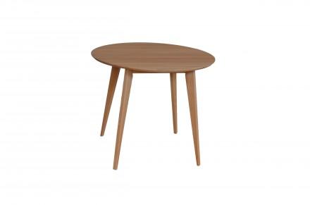 Круглий дерев'яний стіл «Ніцца» 90 - це кращий вибір для Вашої кухні - виготовле. Львов, Львовская область. фото 4