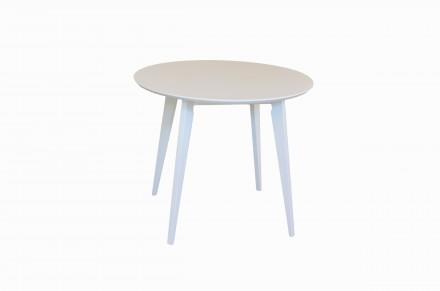 Круглий дерев'яний стіл «Ніцца» 90 - це кращий вибір для Вашої кухні - виготовле. Львов, Львовская область. фото 3
