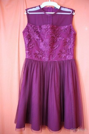 Нарядне плаття для дівчинки підлітка Тм Mavis 146-152-158-164. Вінниця. фото 1