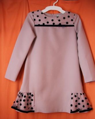 Нарядне плаття для дівчинки Тм Mavis 122-128-134-140 NEU!!!. Винница. фото 1