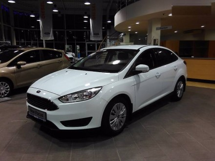 Ford Focus Sedan 1.6 MT TREND (105). Киев. фото 1
