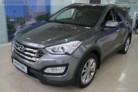 Hyundai Santa Fe 2.2 CRDi AT 4WD Impress. Киев. фото 1