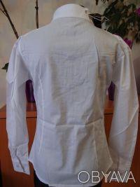 Красивые белые блузки для девочек в школу.                     В НАЛИЧИИ !!! С. Біла Церква, Київська область. фото 7