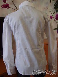 Красивые белые блузки для девочек в школу.                     В НАЛИЧИИ !!! С. Біла Церква, Київська область. фото 4