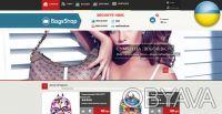 Продам интернет магазин женских сумок / дропшиппинг. Киев. фото 1