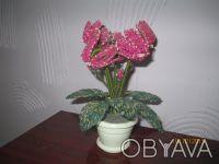 Цветы из бисера. Ручная работа.. Суми. фото 1