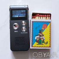 Цифровой диктофон-плеер 8Гб с аккумулятором. Львов. фото 1