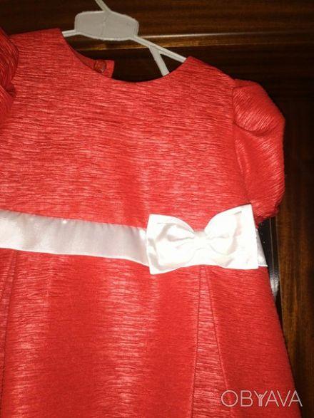 Праздничное платье, подойдет к любому торжестве, на подкладке. Декорировано бело. Кривий Ріг, Дніпропетровська область. фото 1