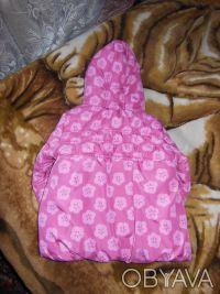 Демисезонная курточка Next.Состояние хорошее (немного растянулись манжеты) разме. Киев, Киевская область. фото 4