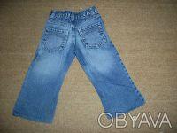 Классические джинсы в хорошем состоянии, 2 кармана спереди, 2 - сзади; застежка . Дніпро, Дніпропетровська область. фото 3