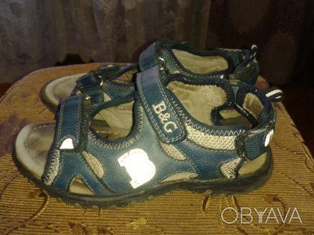 Продам детские сандалии 32 размер в хорошем состоянии. Киев, Киевская область. фото 1