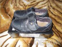 Продам кожаные туфли 30р.стелька 19,5 см. Киев, Киевская область. фото 3