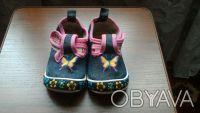 Кеды для девочки в нормальном состоянии,стелька 12,5 см. Киев, Киевская область. фото 2