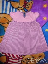 Платья в нормальном состоянии,есть небольшие следы носки.Размер 80-86. Киев, Киевская область. фото 3