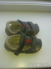 Продам сандалии 22 размер в очень хорошем состоянии.Есть супинатор, твердая пято. Киев, Киевская область. фото 3
