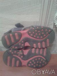 Продам сандалии 22 размер в очень хорошем состоянии.Есть супинатор, твердая пято. Киев, Киевская область. фото 5