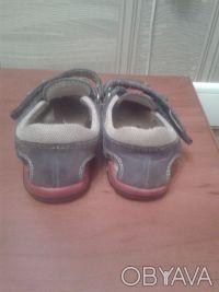 Продам сандалии 22 размер в очень хорошем состоянии.Есть супинатор, твердая пято. Киев, Киевская область. фото 4