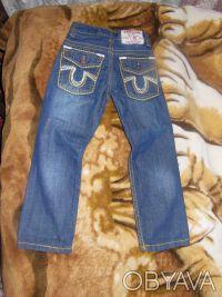 Продам новые катоновые джинсы для мальчика.Размер 104 на 4-5 лет.Джинсы привезен. Киев, Киевская область. фото 3