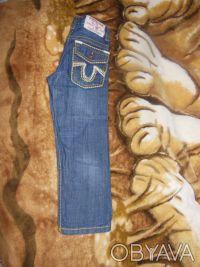 Продам новые катоновые джинсы для мальчика.Размер 104 на 4-5 лет.Джинсы привезен. Киев, Киевская область. фото 4