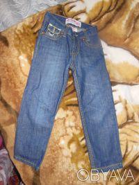 Продам новые катоновые джинсы для мальчика.Размер 104 на 4-5 лет.Джинсы привезен. Киев, Киевская область. фото 2