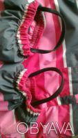 Зимний термо- комбинезон в хорошем состоянии для вашей принцессы.Размер 80, на 1. Киев, Киевская область. фото 5