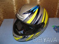 Шлем Icon Alliance Helmet. Киев. фото 1