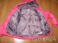 новая зимняя курточка яркого розового цвета, известной фирмы Old Navy. Верх - 10. Киев, Киевская область. фото 7