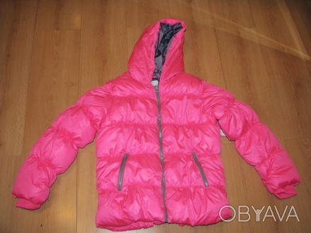 новая зимняя курточка яркого розового цвета, известной фирмы Old Navy. Верх - 10. Киев, Киевская область. фото 1