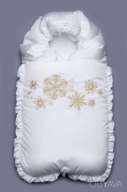 Конверт состоит из двух деталей. Внутрення часть конверта мягкая и воздушная, эт. Дніпро, Дніпропетровська область. фото 1