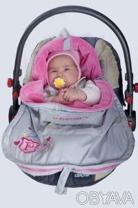 Конверт для автокресла - это настоящая находка для родителей современного малыша. Днепр, Днепропетровская область. фото 3