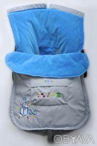 Конверт для автокресла - это настоящая находка для родителей современного малыша. Дніпро, Дніпропетровська область. фото 3