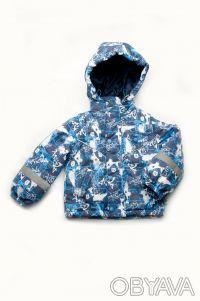 Куртка-жилет 2 в 1 для мальчиков от 1,5 года до 4 лет(рост 86 - 104 см).     . Днепр, Днепропетровская область. фото 2