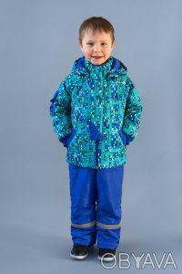 Демисезонная курточка для мальчиков 1.5 - 4 лет.  Курточка  выполнена из высоко. Дніпро, Дніпропетровська область. фото 3