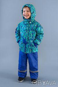 Демисезонная курточка для мальчиков 1.5 - 4 лет.  Курточка  выполнена из высоко. Дніпро, Дніпропетровська область. фото 4