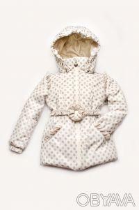 Демисезонная куртка для девочек 1.5 года - 4 лет.  Демисезонная куртка для дево. Днепр, Днепропетровская область. фото 2