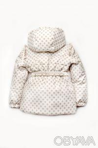 Демисезонная куртка для девочек 1.5 года - 4 лет.  Демисезонная куртка для дево. Дніпро, Дніпропетровська область. фото 3