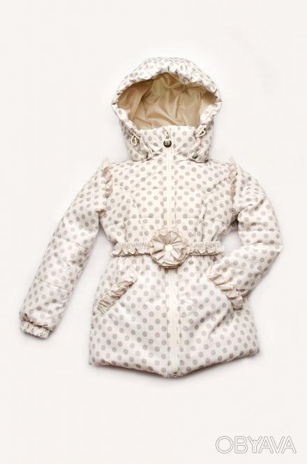 Демисезонная куртка для девочек 1.5 года - 4 лет.  Демисезонная куртка для дево. Днепр, Днепропетровская область. фото 1