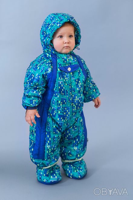 Комбинезон-трансформер для мальчика от 0 до 1 года (рост от 62 до 80 см). Модел. Дніпро, Дніпропетровська область. фото 1
