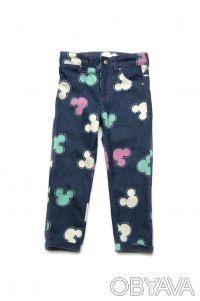 Джинсы для девочек от 3-х до 7-ми лет.  Повседневные детские джинсы покроя «ba. Днепр, Днепропетровская область. фото 2